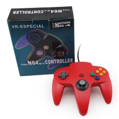 N64 Controller Red