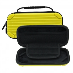 Nintendo Switch lite TPU hard Carry Bag -Yellow color