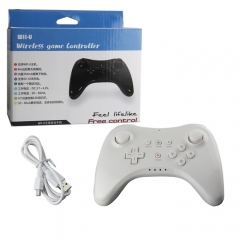 Wii U Bluetooth controller White
