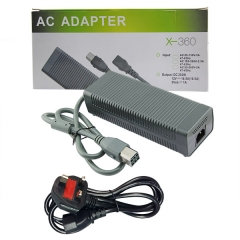 Power Supply AC Adapter for Xbox 360 (UK )