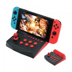 Arcade game joystick for N-Switch /N-switch lite with charging