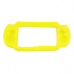 Silicon Case for Playstation PS Vita Console - Yellow