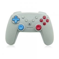 Nintendo Switch/PC/Android Bluetooth Controller With NFC Function -Gray Color