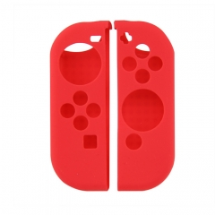 Switch Joy Controller Controller non-slip silicone case Red