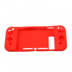Non-Slip Full Silicon Case for Nintendo Switch Console Red