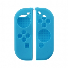 Switch Joy Controller Controller non-slip silicone case Blue