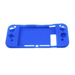 Non-Slip Full Silicon Case for Nintendo Switch Console Blue
