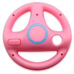 Racing Wheel Controller for Wii- Pink