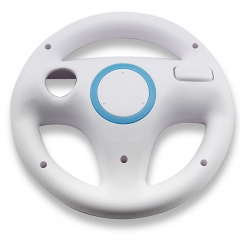 Racing Wheel Controller for Wii- White