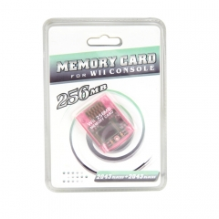 Wii 256M Memory card