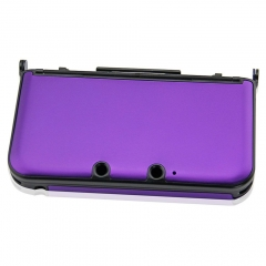 3DSXL slime aluminum case with packing- Purple
