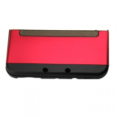 New 3DS Console Aluminum Case- Red