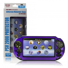 PSV2000 split aluminum case -Purple