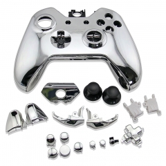 Housing Case for Xbox One Controller-Silver