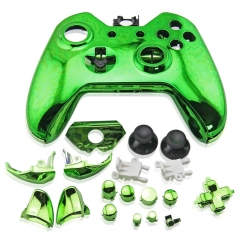 Housing Case for Xbox One Controller-Electroplating Green