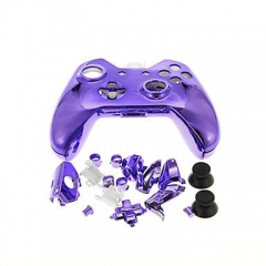Housing Case for Xbox One Controller-Electroplating Purple