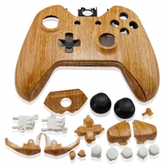 Housing Case for Xbox One Controller-Wood Grain