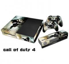 XBOX one console protective sticker cover skin controller skin 02