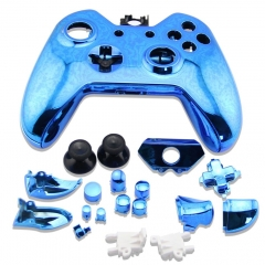 Housing Case for Xbox One Controller-Electroplating Blue