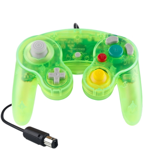 NGC Wired Controller (Crystal Light Green)