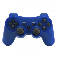 PS3 Wireless Controller NEW blue color PP Bag